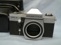 42mm Praktica   MTL3 SLR Camera £6.99